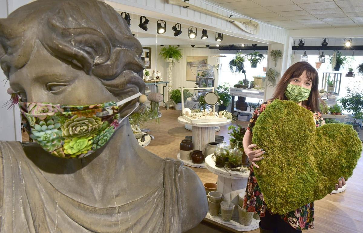 New Clinton boutique, From Stem to Fern, is a hothouse of creativity