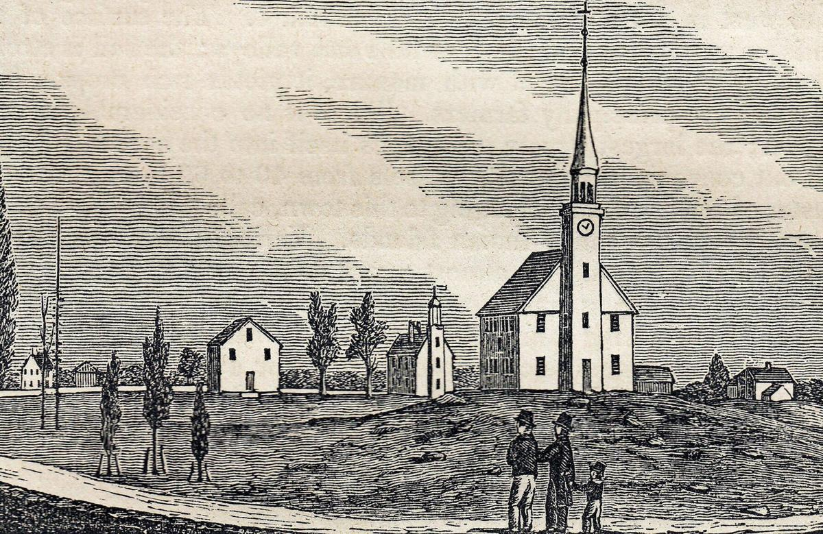 Branford's Academy might have been torn down many times. But it wasn't. Now it marks 200 years.