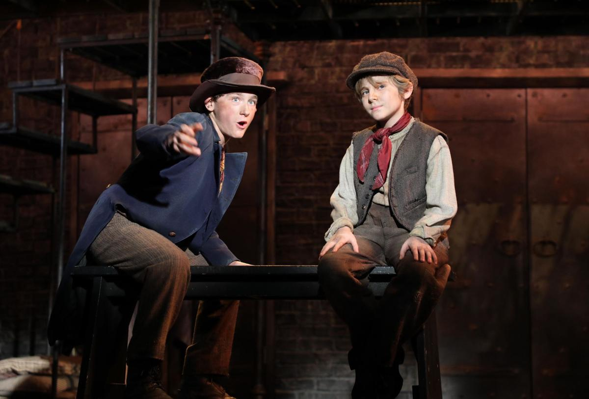 THE FRONT ROW: Life is too fine in Oliver! at Goodspeed Musicals