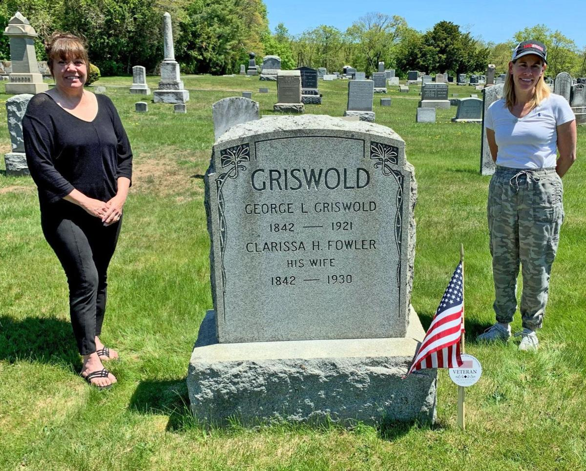 Forgotten vets in Guilford to be remembered with special flag holders