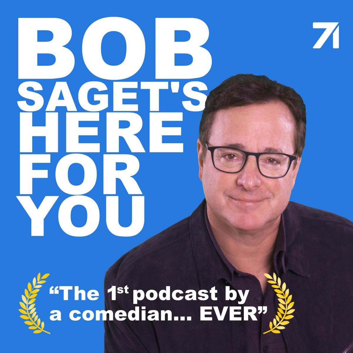 Comic invites you to call, says 'Bob Saget's Here For You'