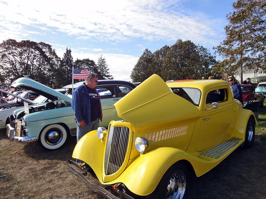 Hot rods, classic autos welcome at Westbrook Elks car show Sunday ...