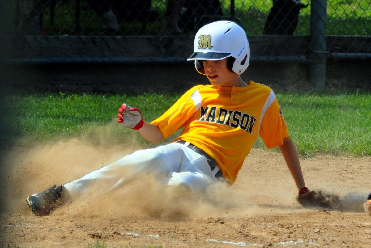 Madison wins, Max Sinoway falls in state LL openers