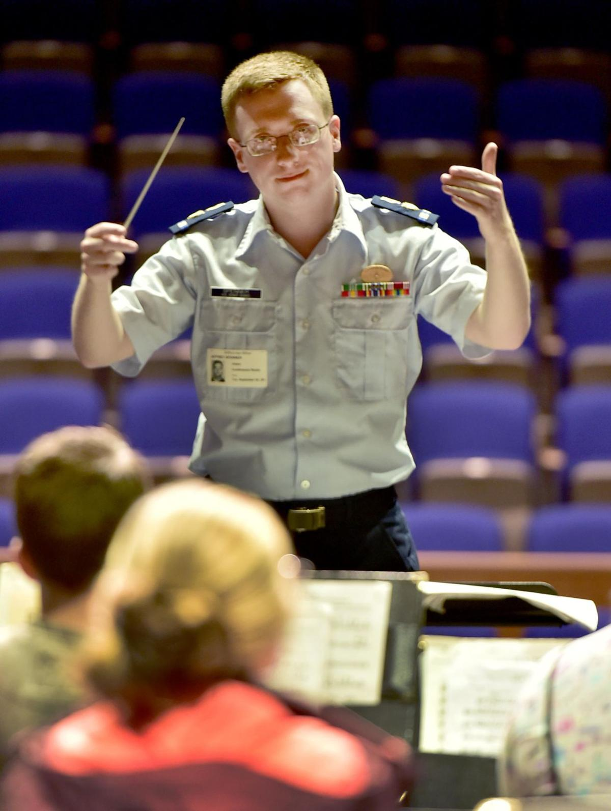 GHS band primed for performance with U.S. Coast Guard