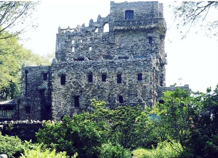 A storybook ride to Gillette's Castle and the Goodspeed