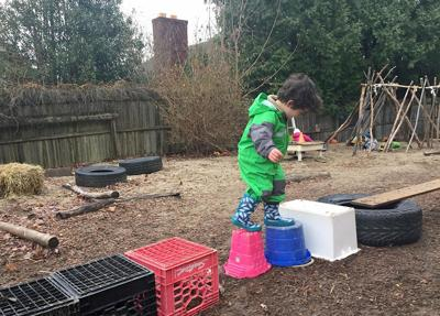 N.E.S.T. in Stony Creek, a fresh approach to day care