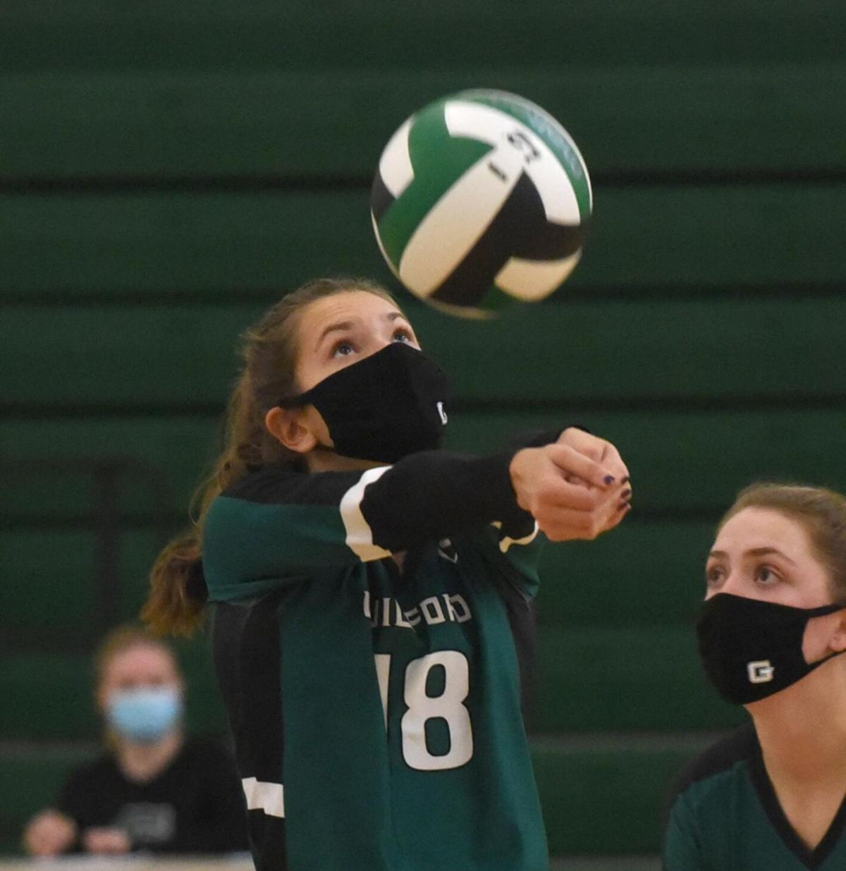 Guilford sweeps its way to SCC Div. C volleyball championship
