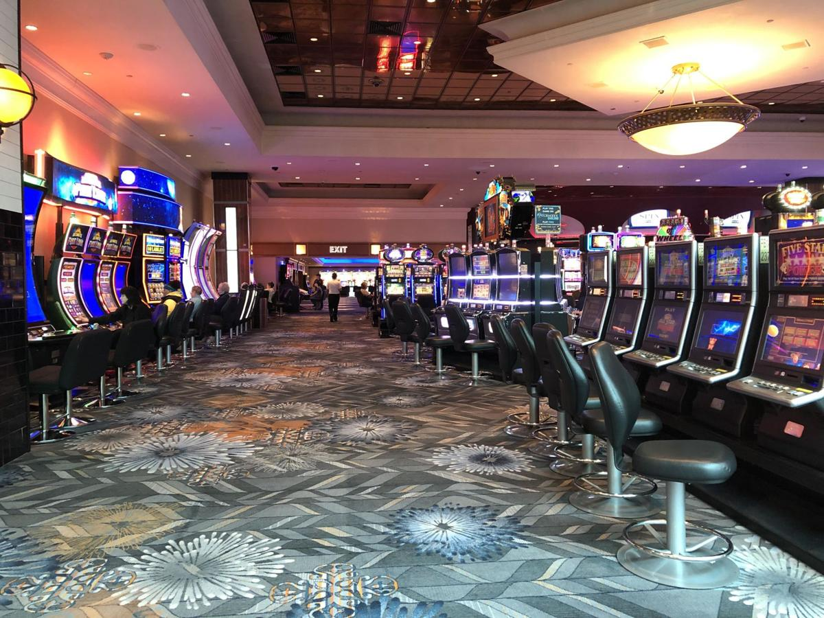 Foxwoods lays out safety plans as casinos prepare phased reopening