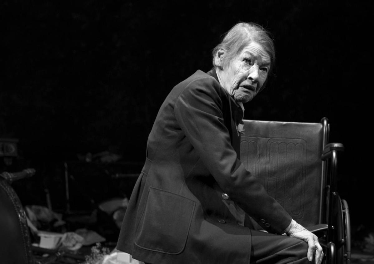 On & Off Broadway: William Shakespeare's King Lear with Glenda Jackson