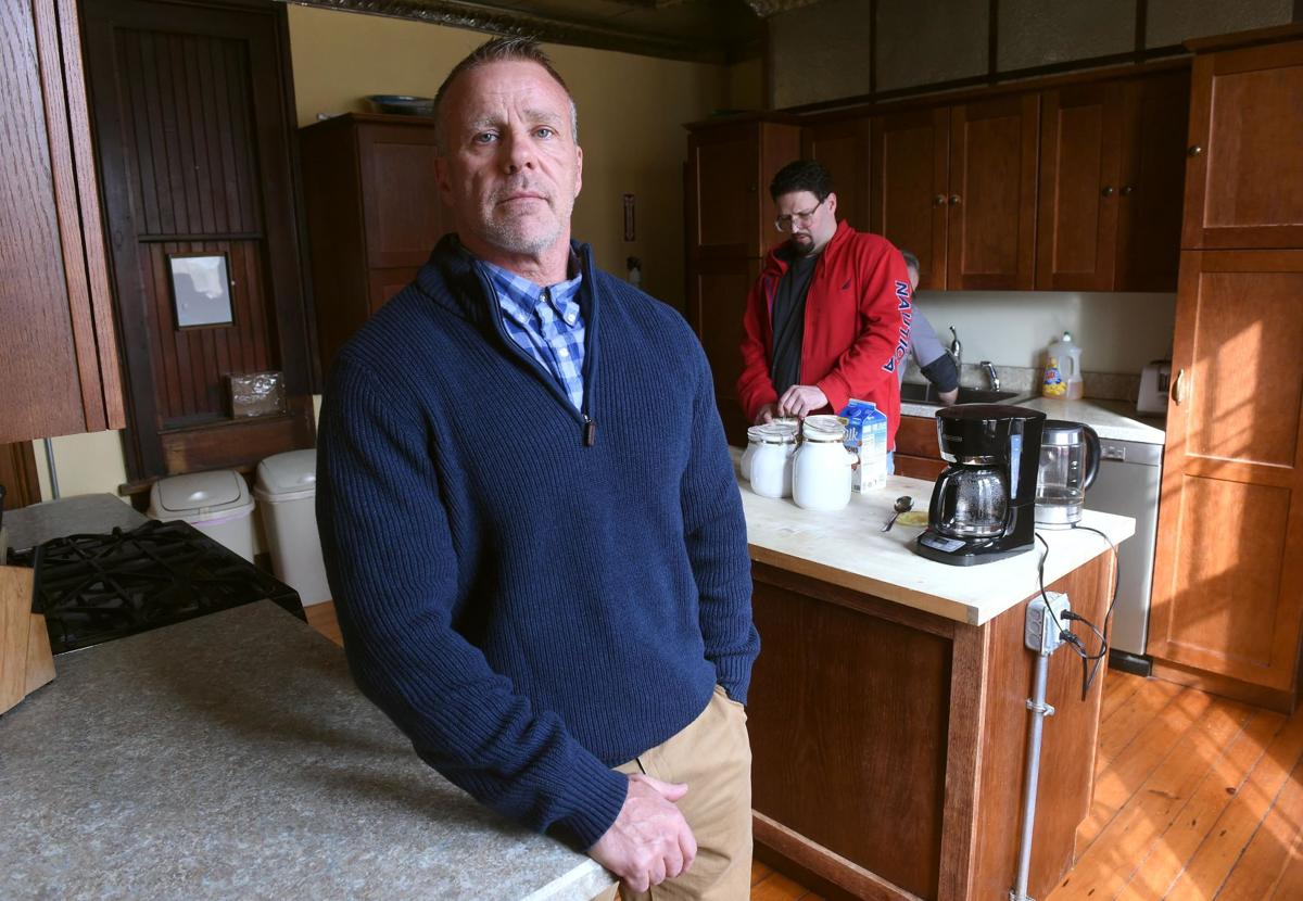 12 years clean and sober: Shoreline contractor rebuilds his life, helps others do the same