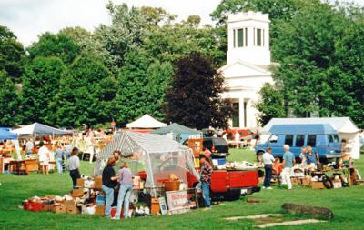59th annual flea market, rummage sale set for Aug. 17 in Deep River