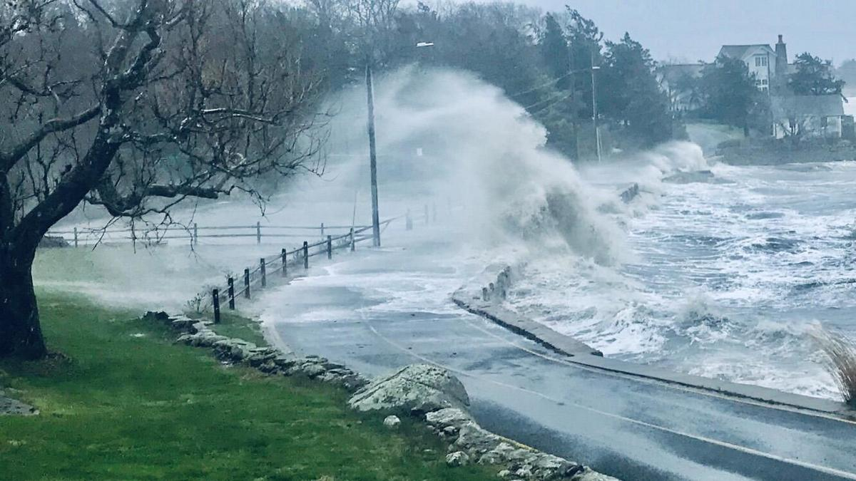 Branford photographer finds beauty in powerful storm