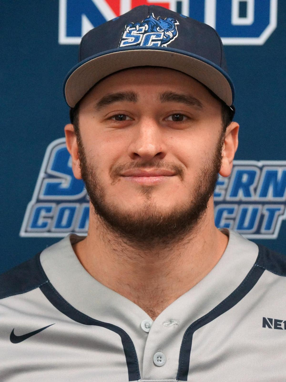 Branford's Criscuolo defies odds, returns to field for SCSU following collision