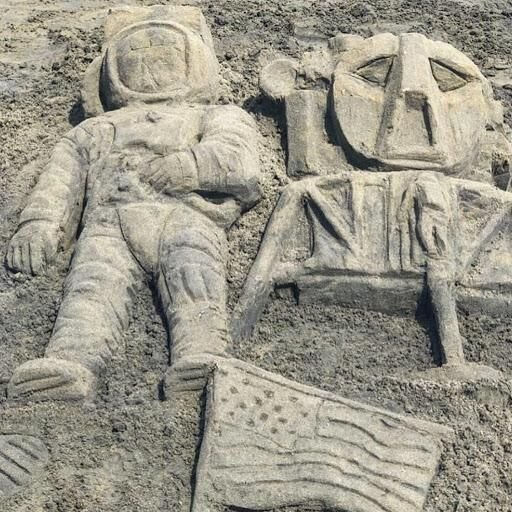 Milford's Sand Sculpture Competition to post far-flung entries Aug. 30