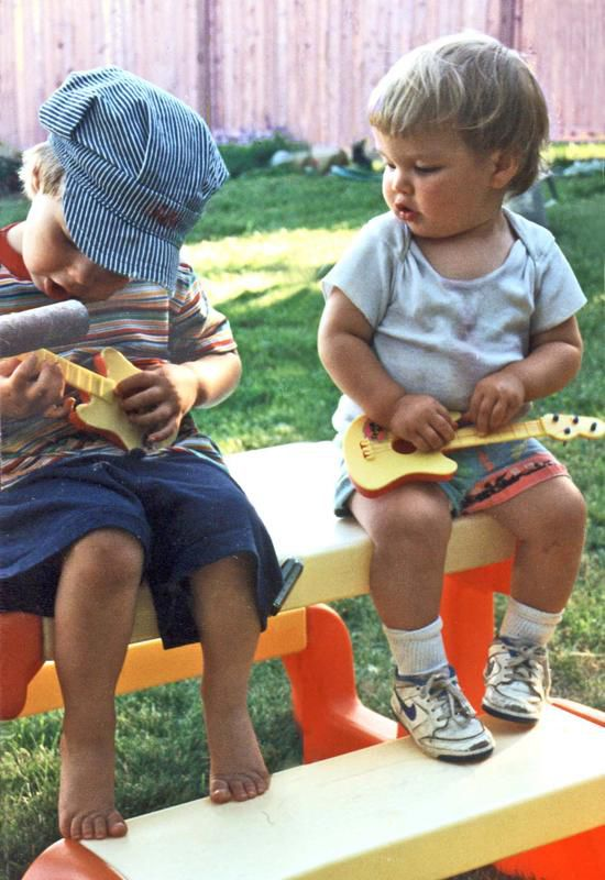 The Meadows Brothers: Sibling Harmony on Saybrook Green July 22