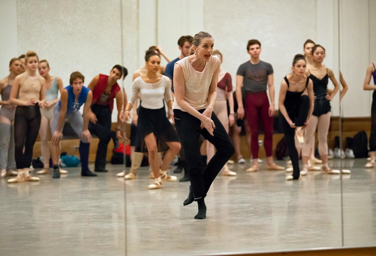Biggest names in dance to lead classes at Eastern Connecticut Ballet