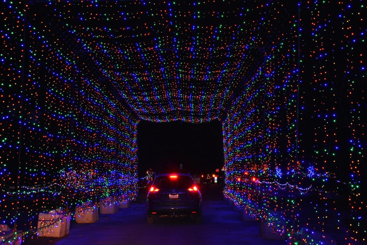 A drive-through holiday tradition comes to Oakdale, tailor-made for a troubled time