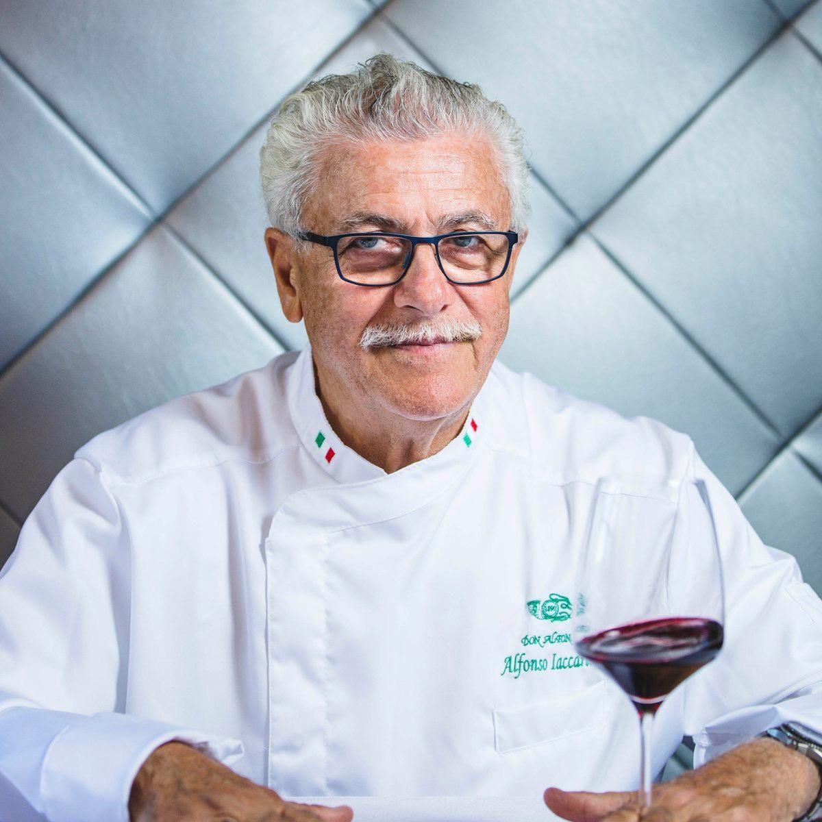 'Dining with the Stars' at Strega features Michelin-starred chefs