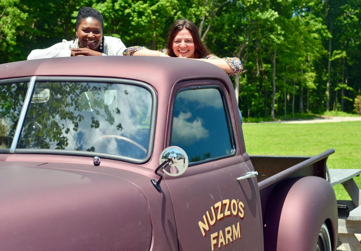 Reborn House Square outdoor market July 6 at Nuzzo Farm, Branford