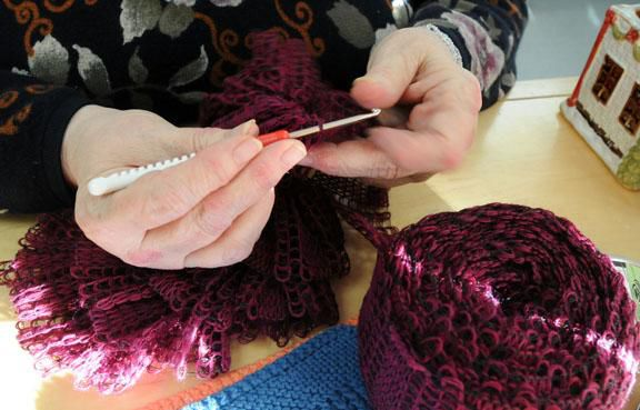 Yarn Basket: Branford shop is a haven for knitters