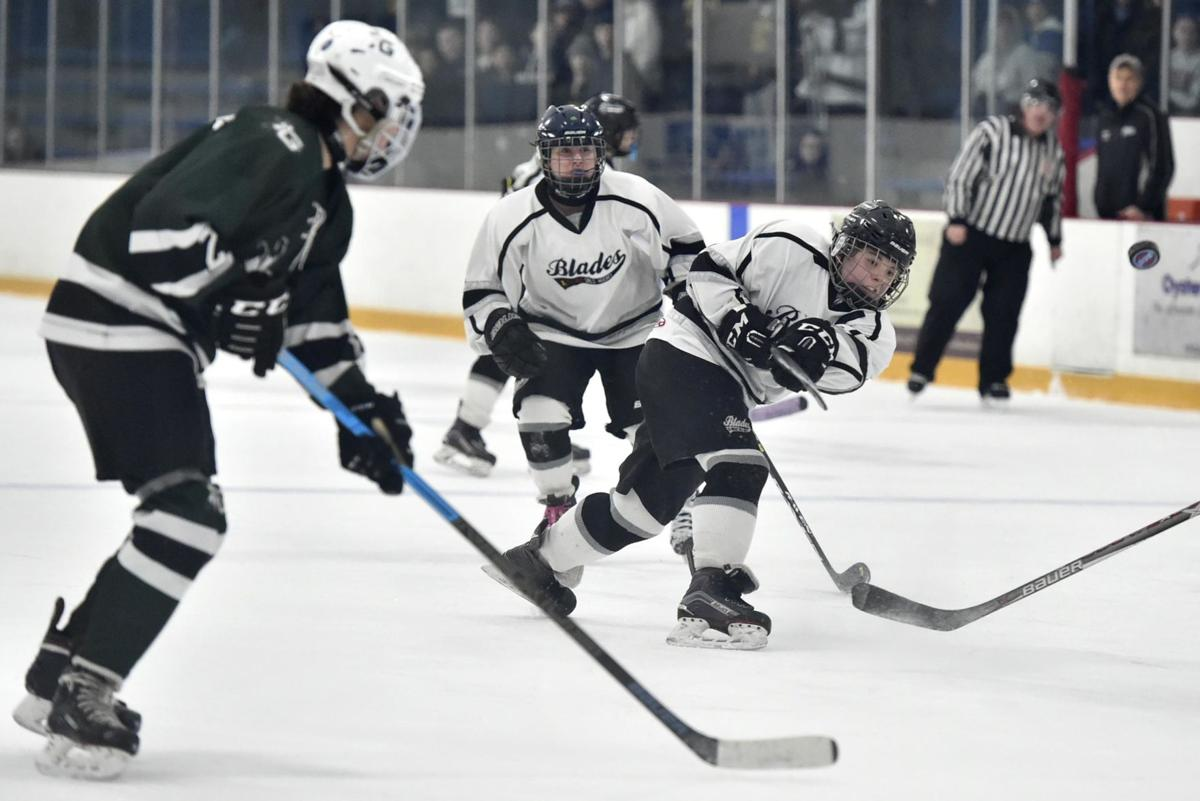 Guilford wins first SCC girls hockey championship