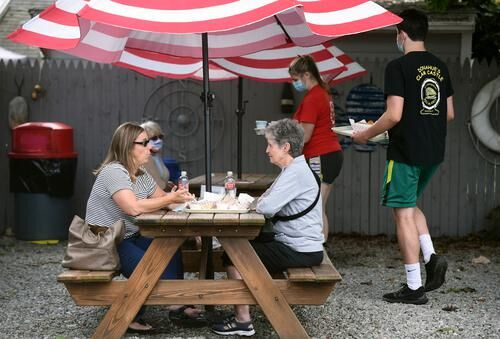 Eat out or grab take out to raise money to help Madison eateries; Rotary raffle has big grand prize