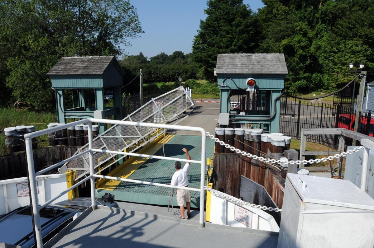 Have you been down to the Connecticut River? The ferry is season extended