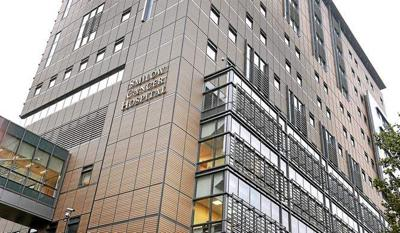 Yale-New Haven Hospital treating patient for Ebola-like