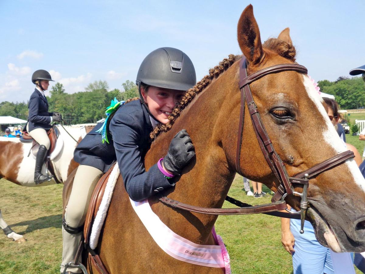CT has its own 'Triple Crown' of horse riding; Over 47,000 horses in Nutmeg State