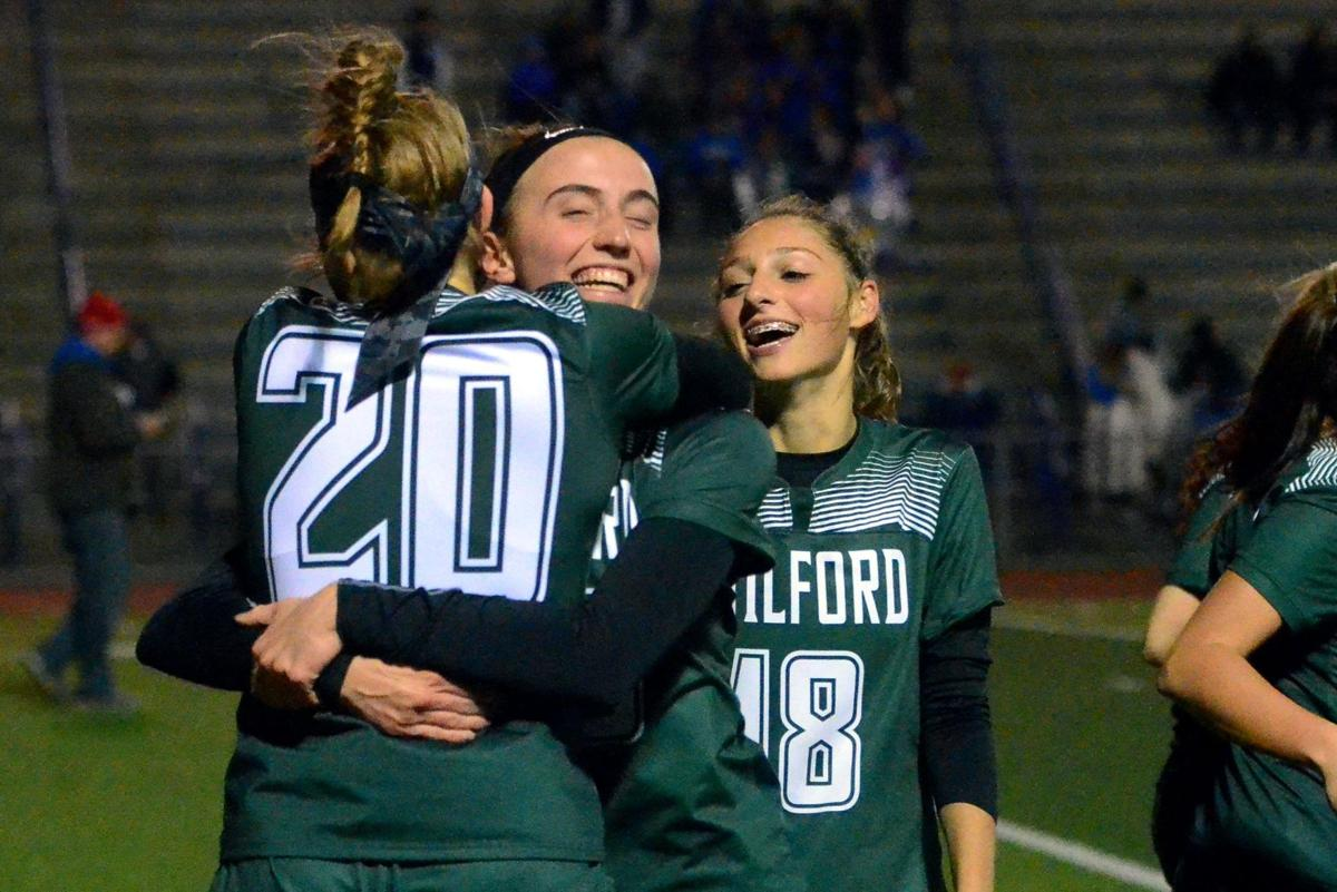 Guilford holds off Shelton to claim SCC crown