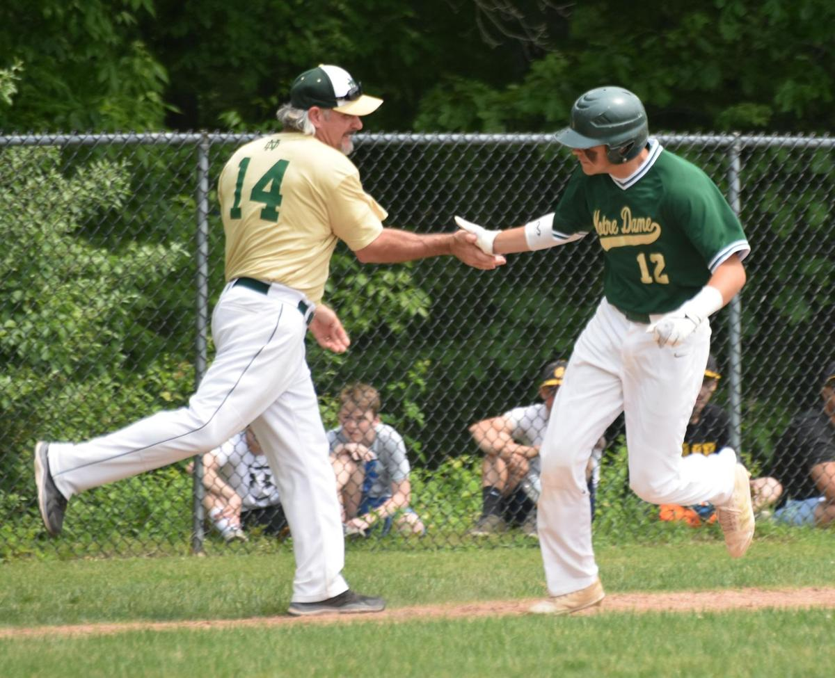 Notre Dame-West Haven races past Hand and into Class L semifinals