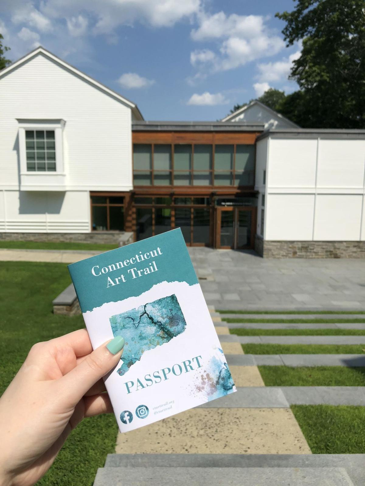 Art Passport added to CT Art Trail, covering 20 museums