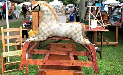 Madison Historical Society Antiques Show Aug. 24