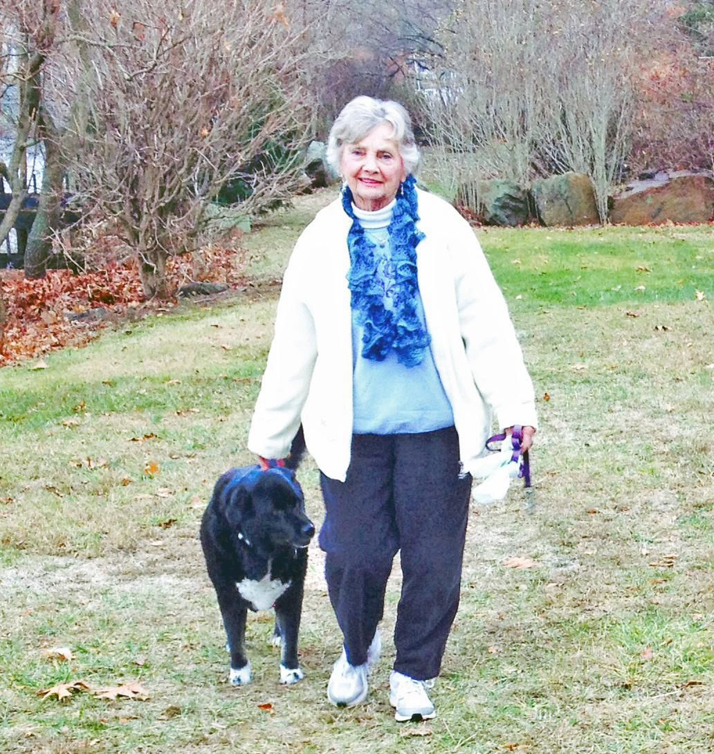91-year-old Branford grandmother publishes 2nd children's book