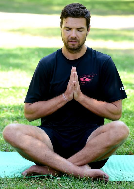 Yoga on the Madison Green offered for veterans, police, fire personnel - and everyone else too!