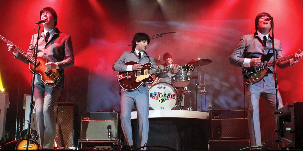 REAR VIEW: Beatlemania alive and well, for a new generation