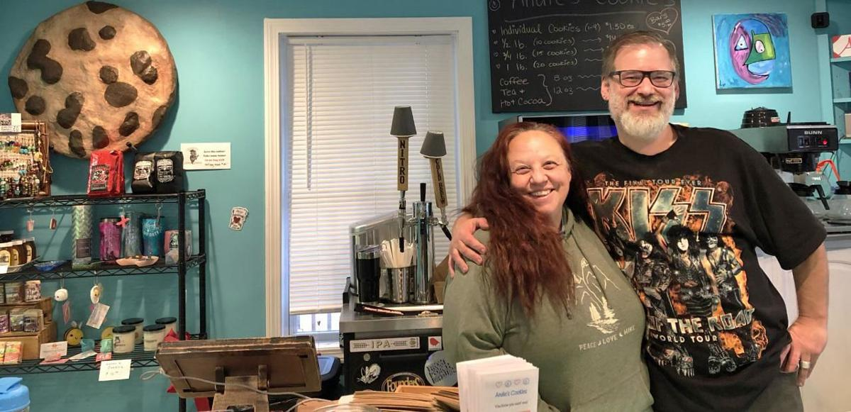 Owners of Andie's Cookies in Killingworth say community involvement is recipe for success