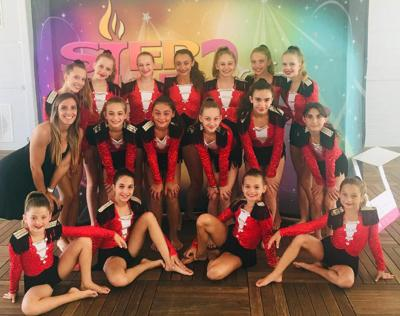 Limelite dancers win top award at national competition