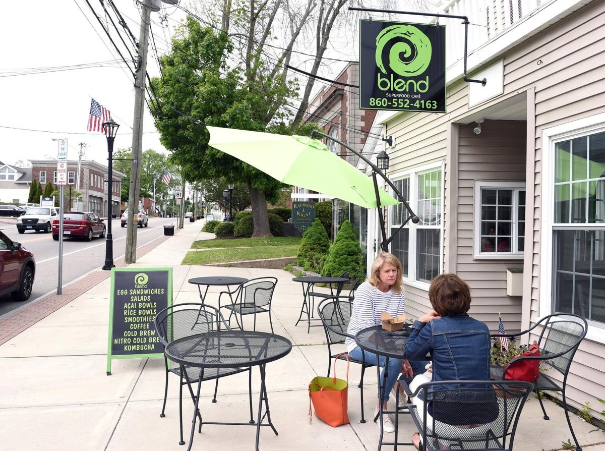 Blend adds to Clinton's food mix