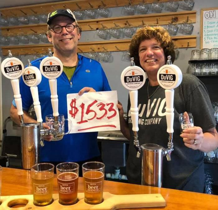 Closer to Free Fundraiser at The Beeracks Aug 18 features craft beers