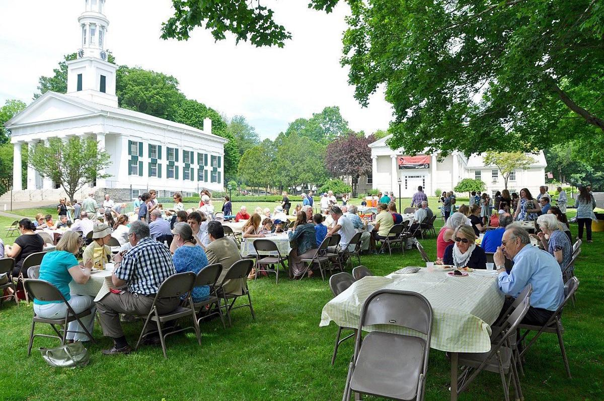 First Congregational Church to host rally