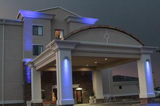 Holiday Inn Express opens