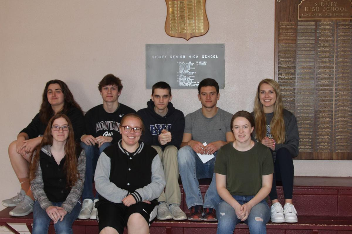 Montana Council of Mathematics winners