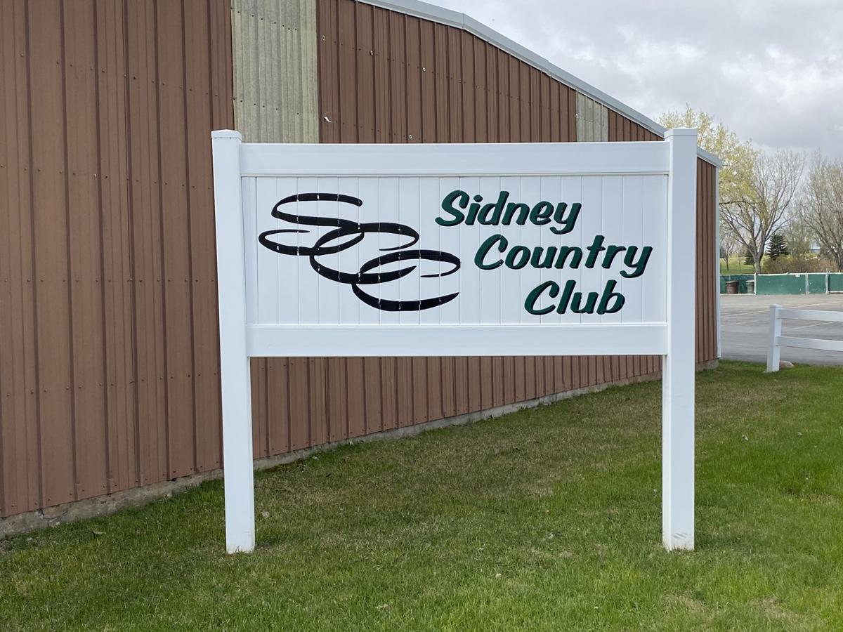 Sidney Country Club