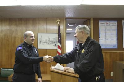 Sidney Police Department adds new officer