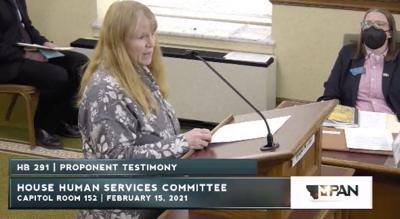 Nicole Thuotte testifies i