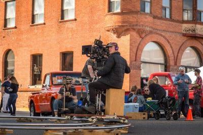 Montana Filming