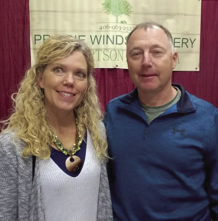 Prairie Winds Nursery Co-owners