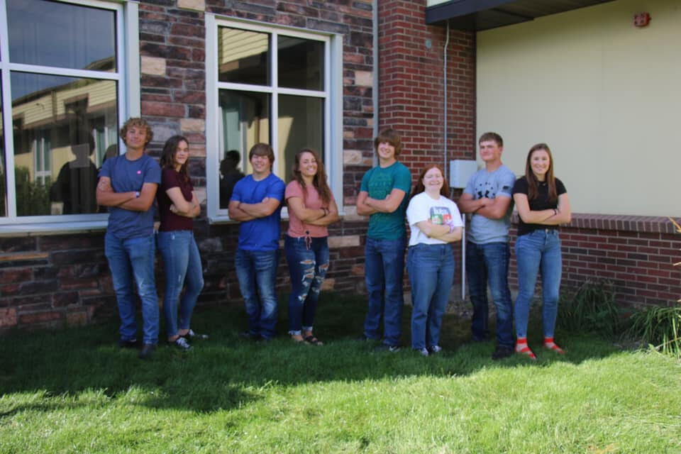 Fairview Homecoming Court