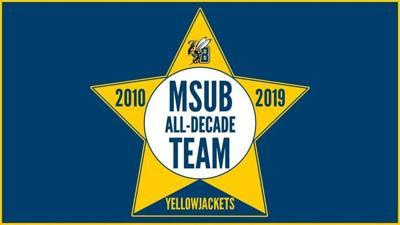 MSUB Decade Teams